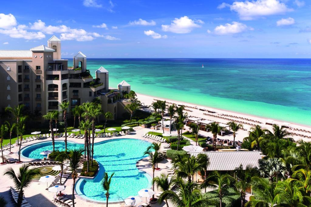 Resort The RitzCarlton Grand Cayman George Town Cayman Islands