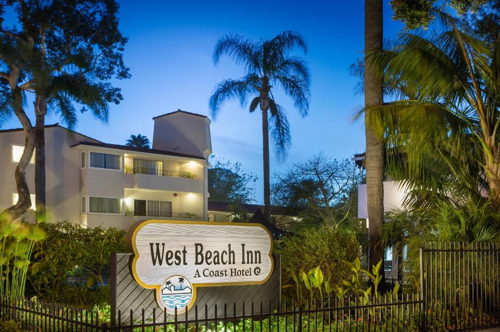 The West Beach Inn.