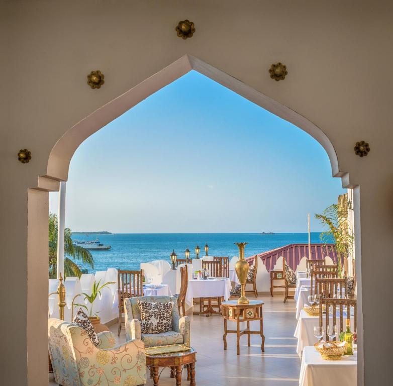 The Seyyida Hotel And Spa Zanzibar City Tanzania Booking Com