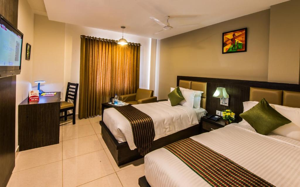 Plaza Hotel Trichy, Tiruchirappalli, India - Booking com