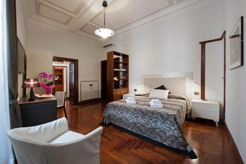 2 х комнатные апартаменты аренда рим