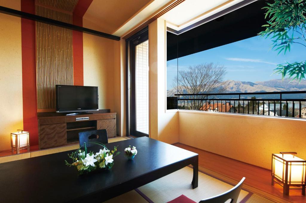 ポイント1.和の空気漂う清潔な客室