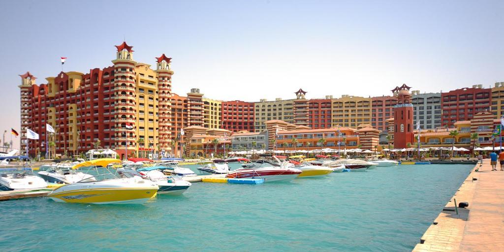 Porto Marina Beach Resort And Spa Egypt