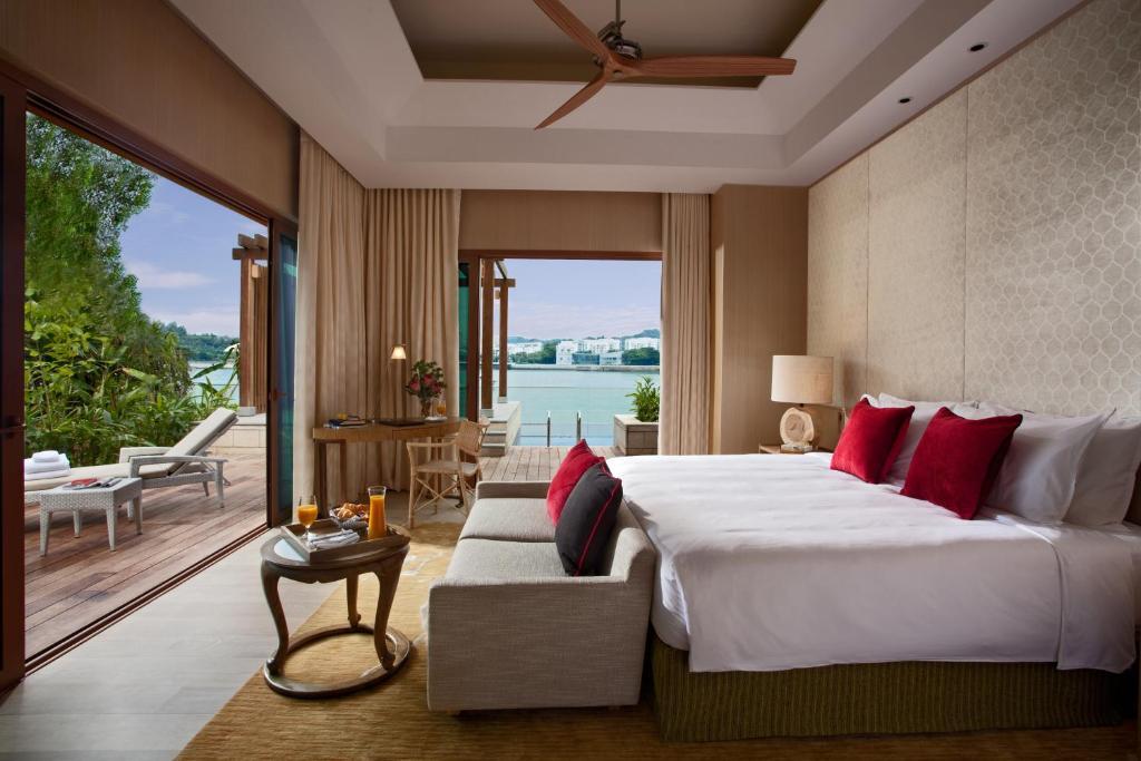 Sentosa Beach Villa Singapore Singapore Booking Com