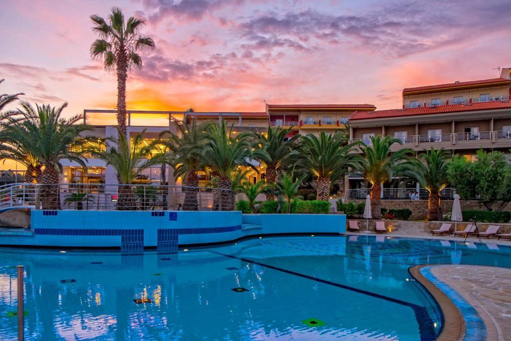 Греция lagomandra hotel spa 4