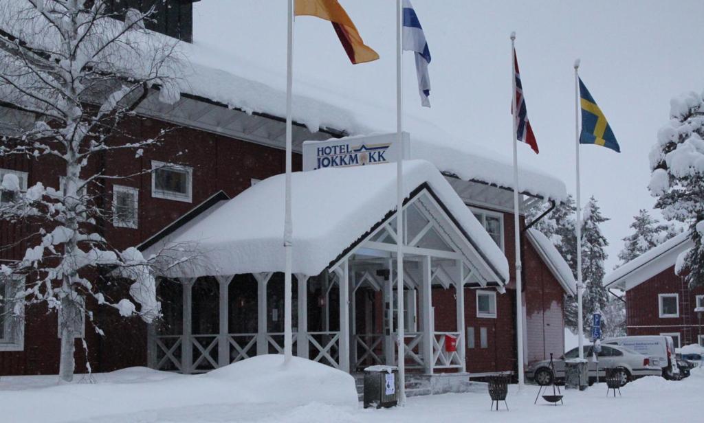 Hotel Jokkmokk Sweden Bookingcom - Jokkmokk sweden map