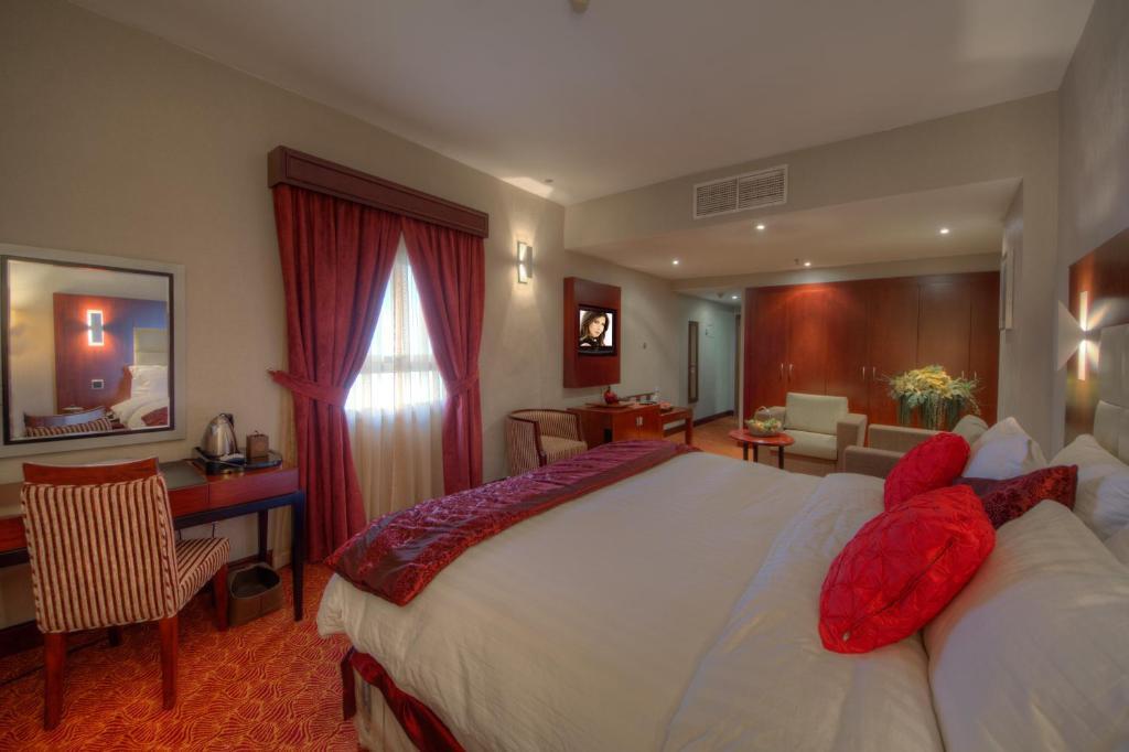 Dulf hotel dubai uae for Dubai hotel booking