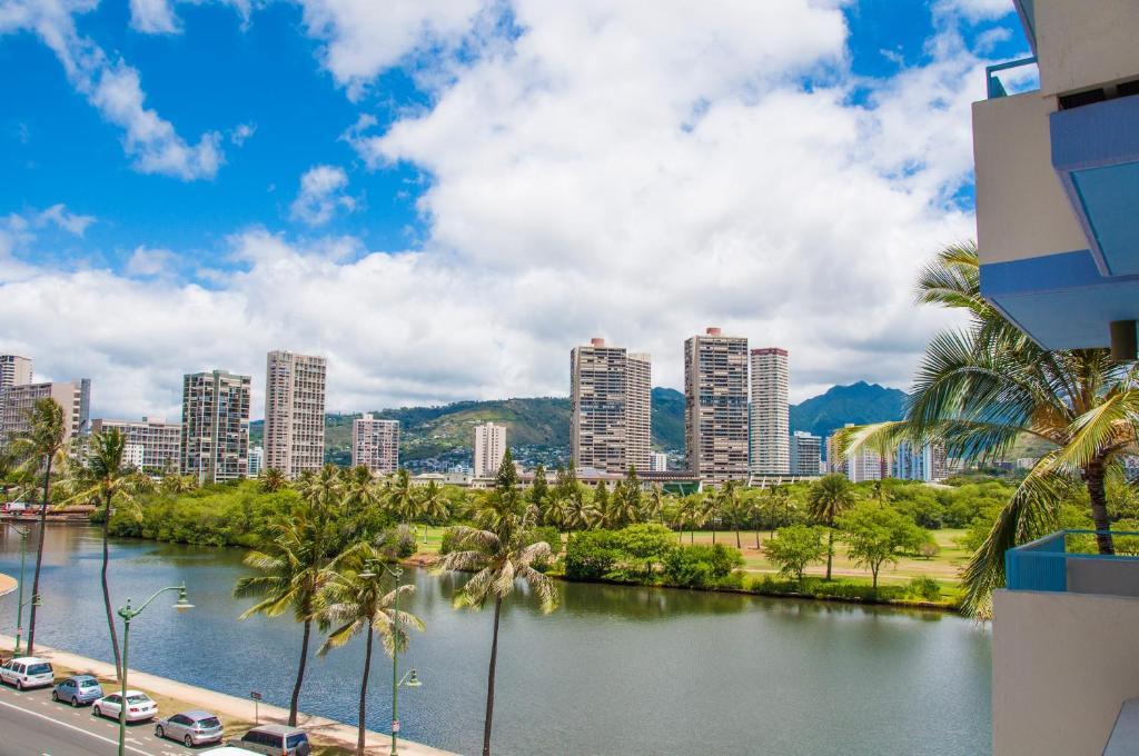Zeit von Honolulu