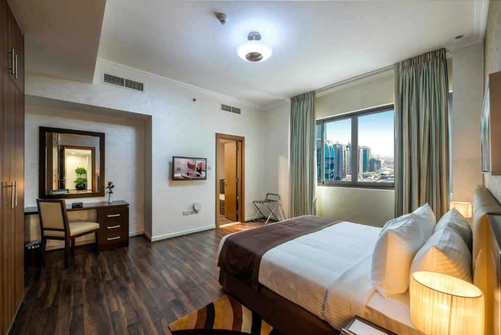 City Apartments Rooms condo hotel city premiere marina apts, dubai, uae - booking