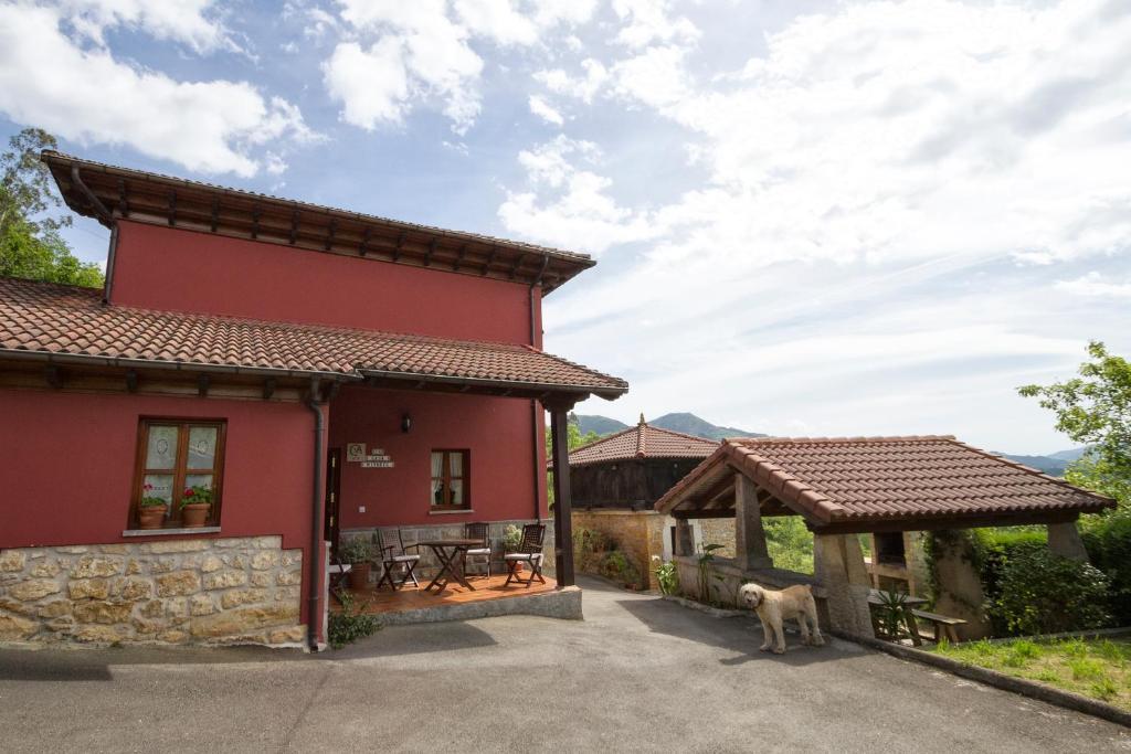 casa rural miyares asturias