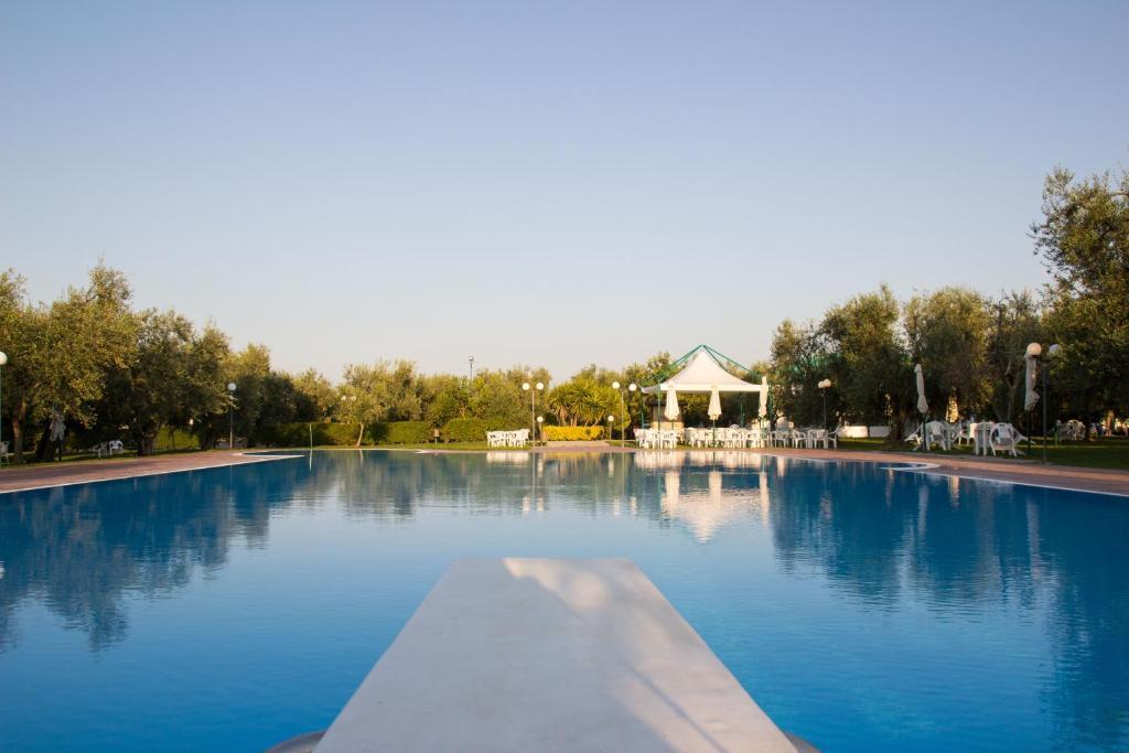Hotel giardino degli ulivi italien margherita di savoia
