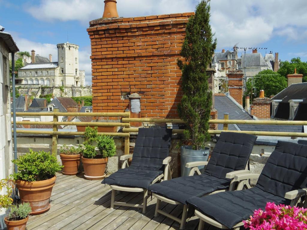 La terrasse d 39 octave saint aignan avis r cents - Tarif etancheite toit terrasse ...