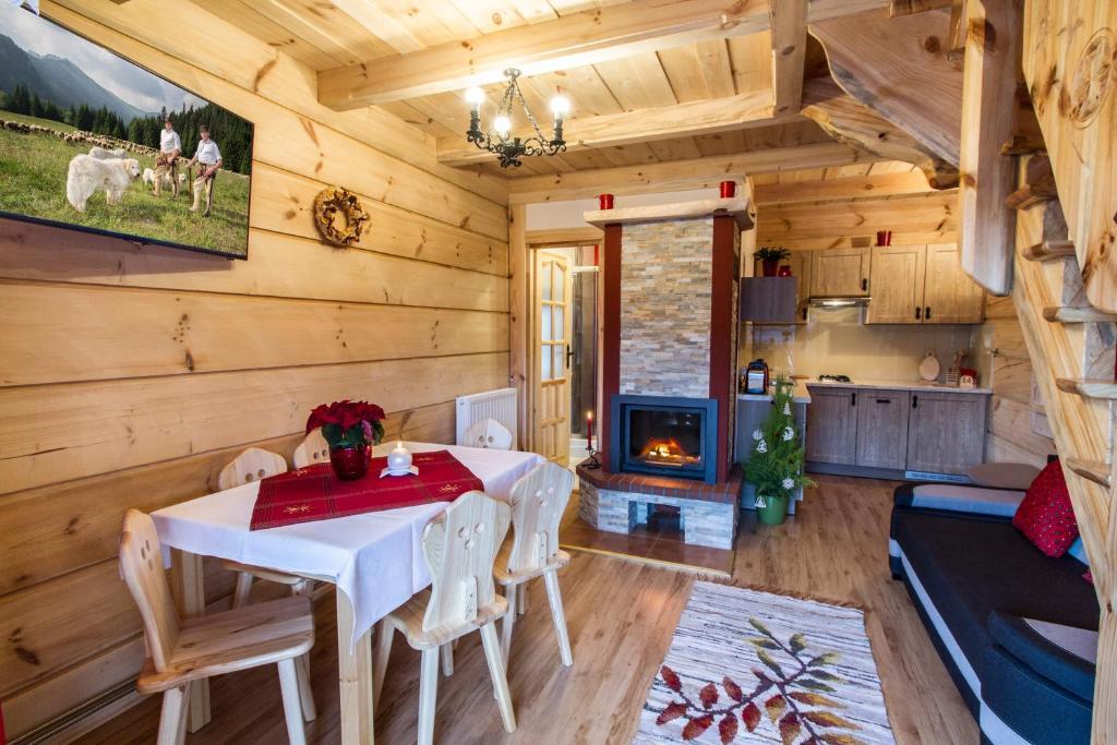 Domki Drewniane Szarotka Gorska Zakopane Aktualne Ceny Na Rok 2019