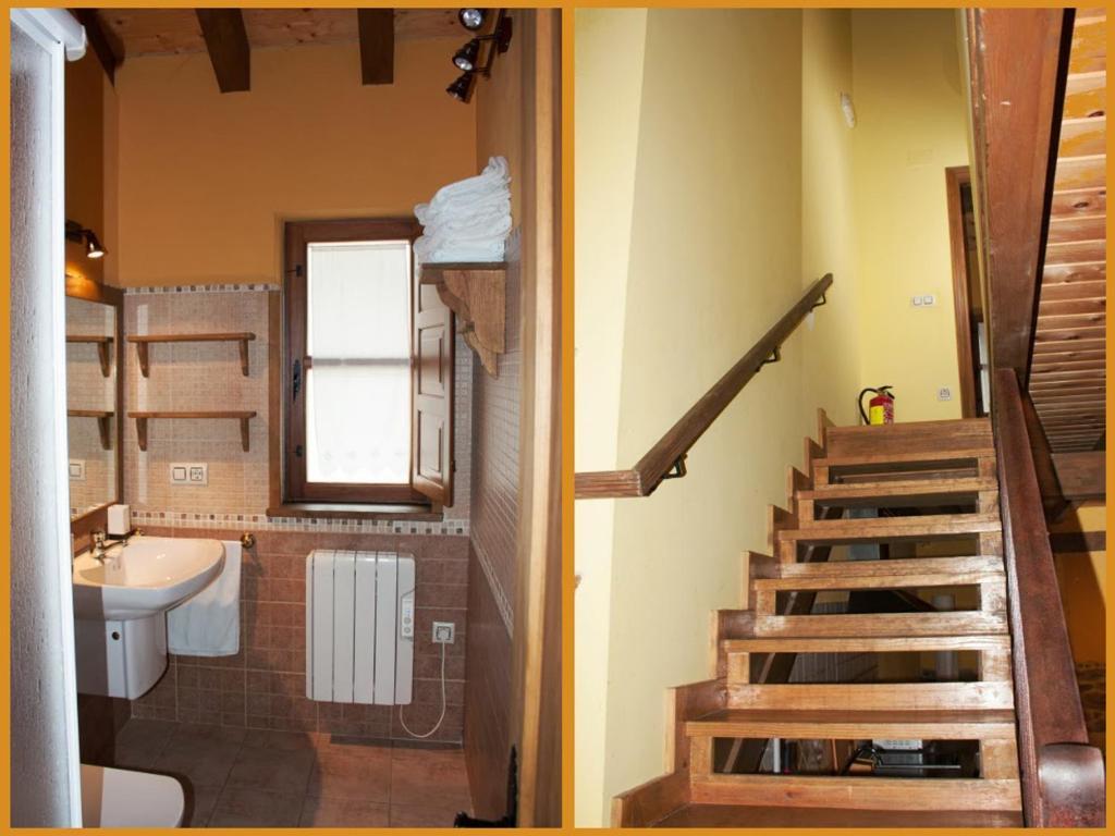 Casa rural el trubio vigo de sanabria spain - Casas rurales de madera ...
