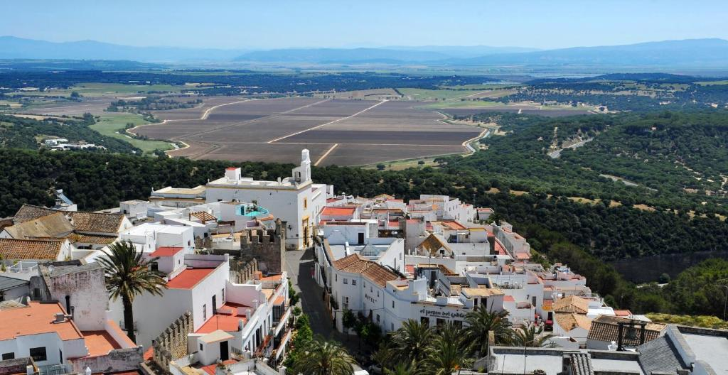 boutique hotels in vejer de la frontera  52