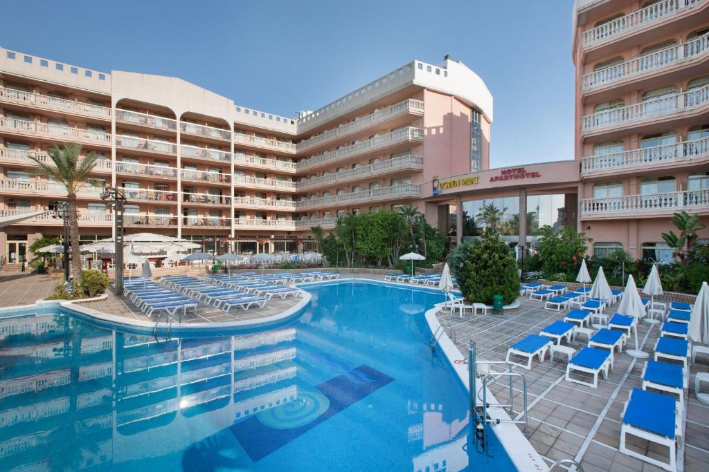 Apartment Apart Dorada Palace Salou Spain Bookingcom