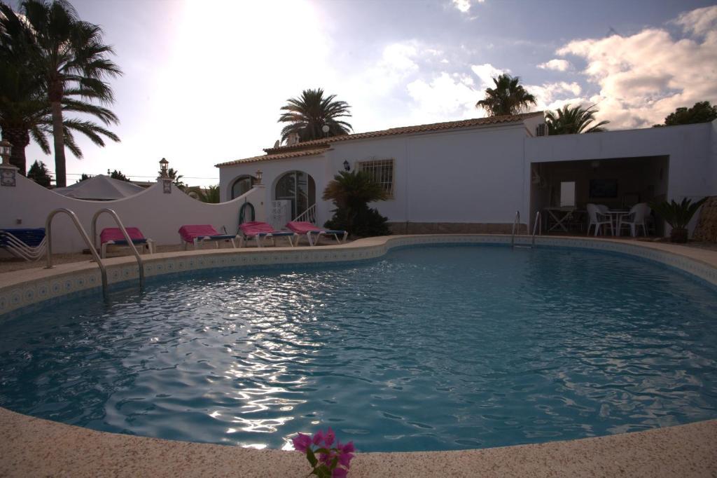 Bonita foto de Villa Violeta