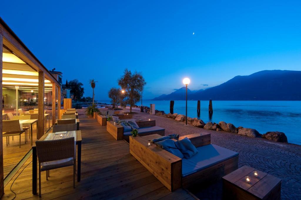 Hotel Club Da Baia Italien Brenzone Sul Garda Booking Com