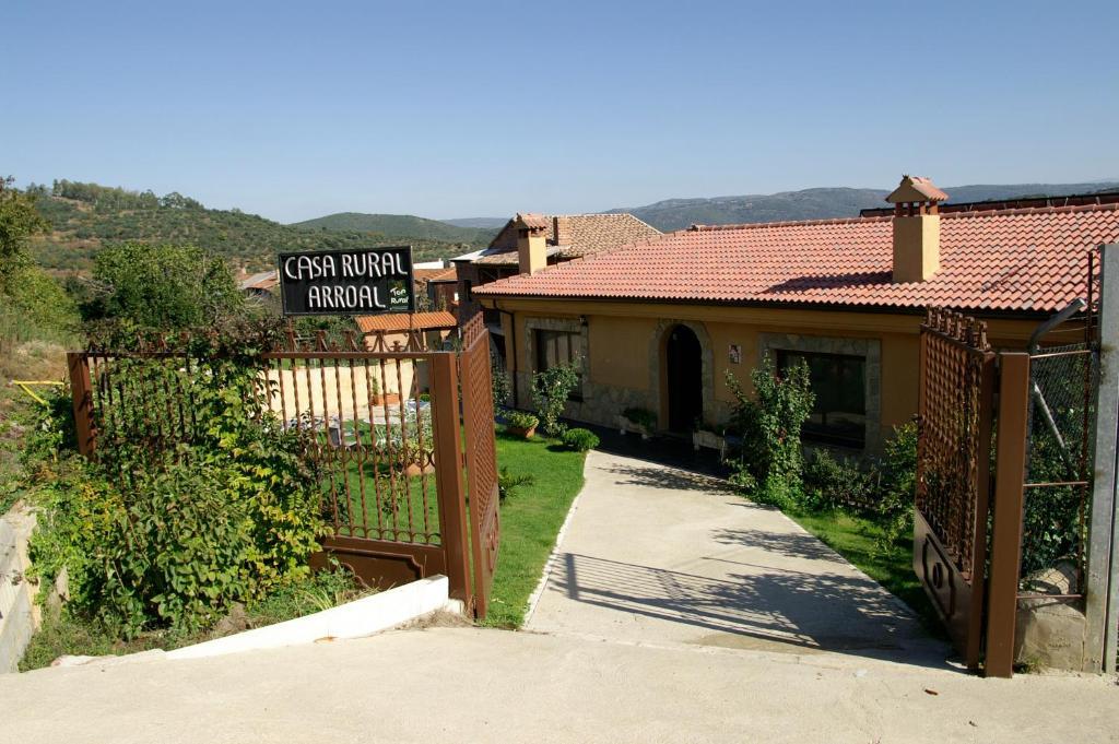 Casas rurales arroal espa a sotoserrano - Casas rurales portugal ...