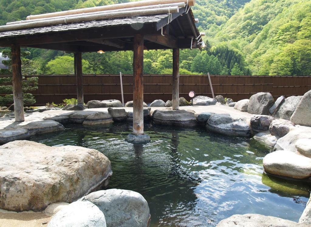 ポイント3.二人きりで楽しめる天然温泉