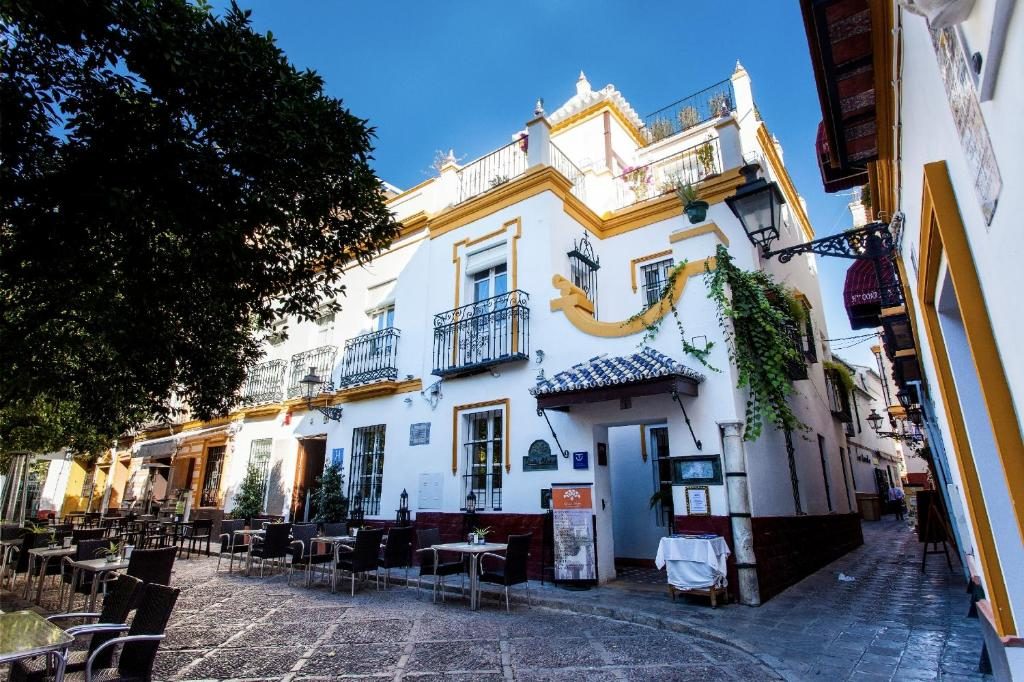 boutique hotels in sevilla  230