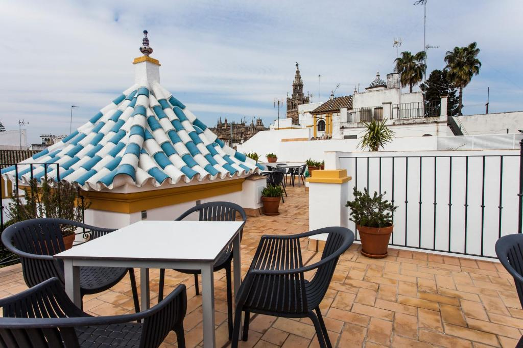 boutique hotels sevilla provinz  97