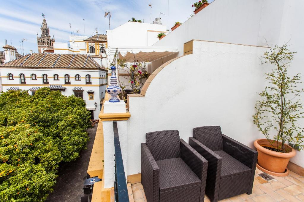 boutique hotels sevilla provinz  109