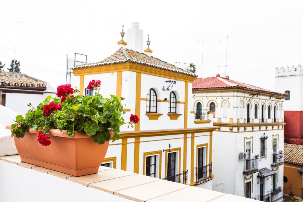 boutique hotels sevilla provinz  96