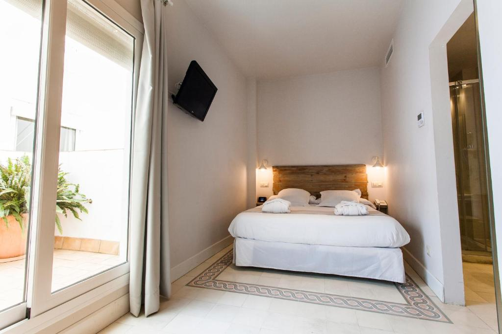 boutique hotels sevilla provinz  247