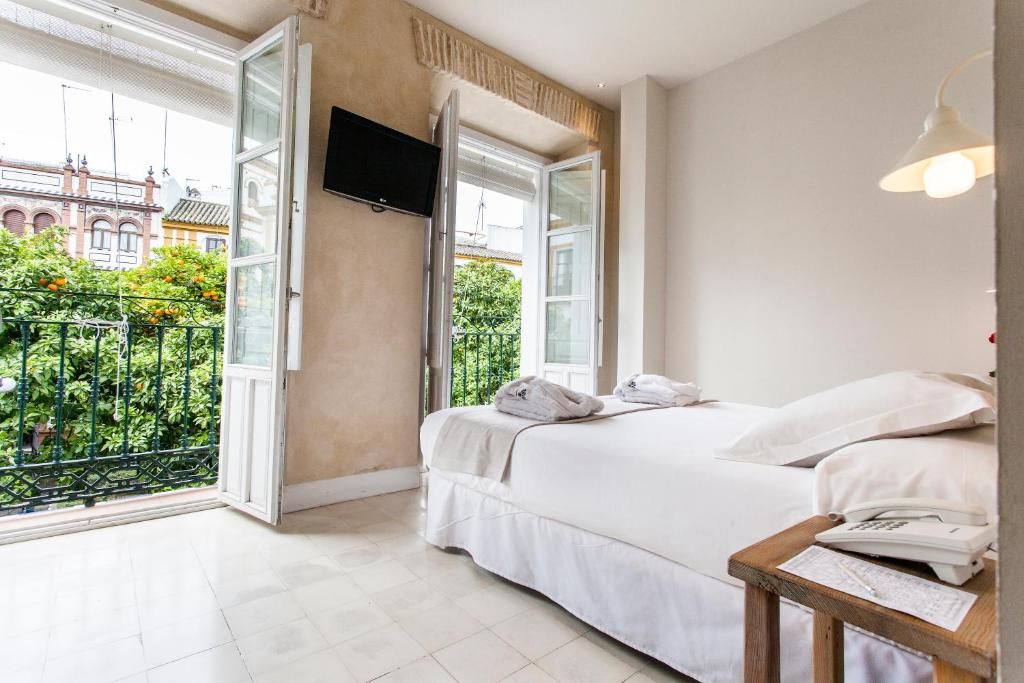 boutique hotels in sevilla  235