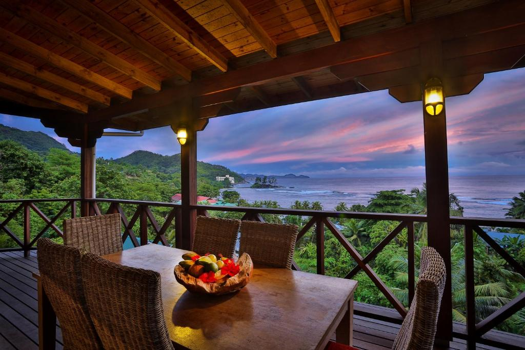 Villas De Jardin, Port Glaud, Seychelles - Booking.Com