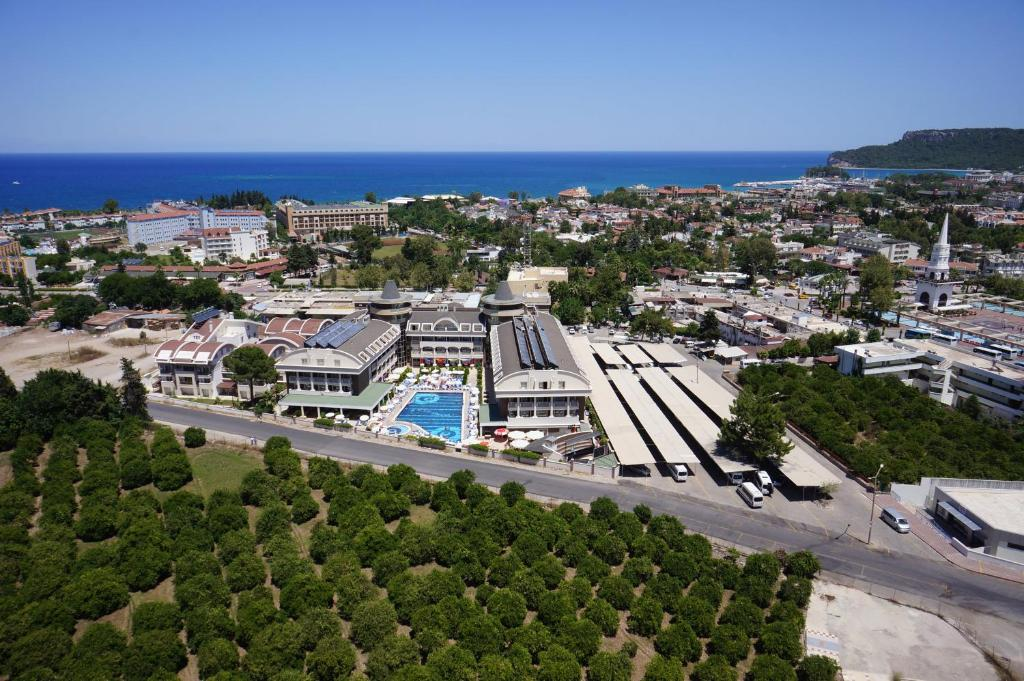 Viking Star Hotel Kemer Turkey Bookingcom