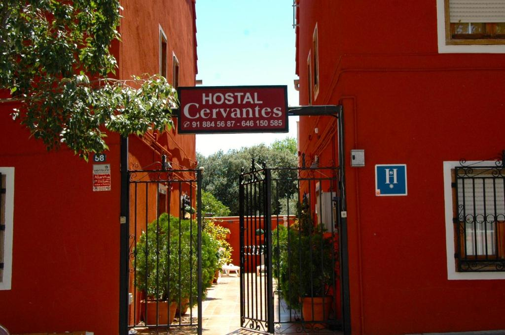 Hostal Cervantes (Daganzo de Arriba) – oppdaterte priser for ...