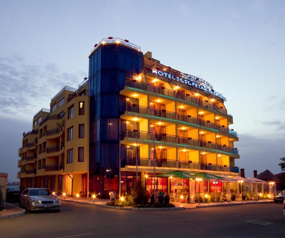 Хотел Petar and Pavel Hotel & Relax Center - Поморие