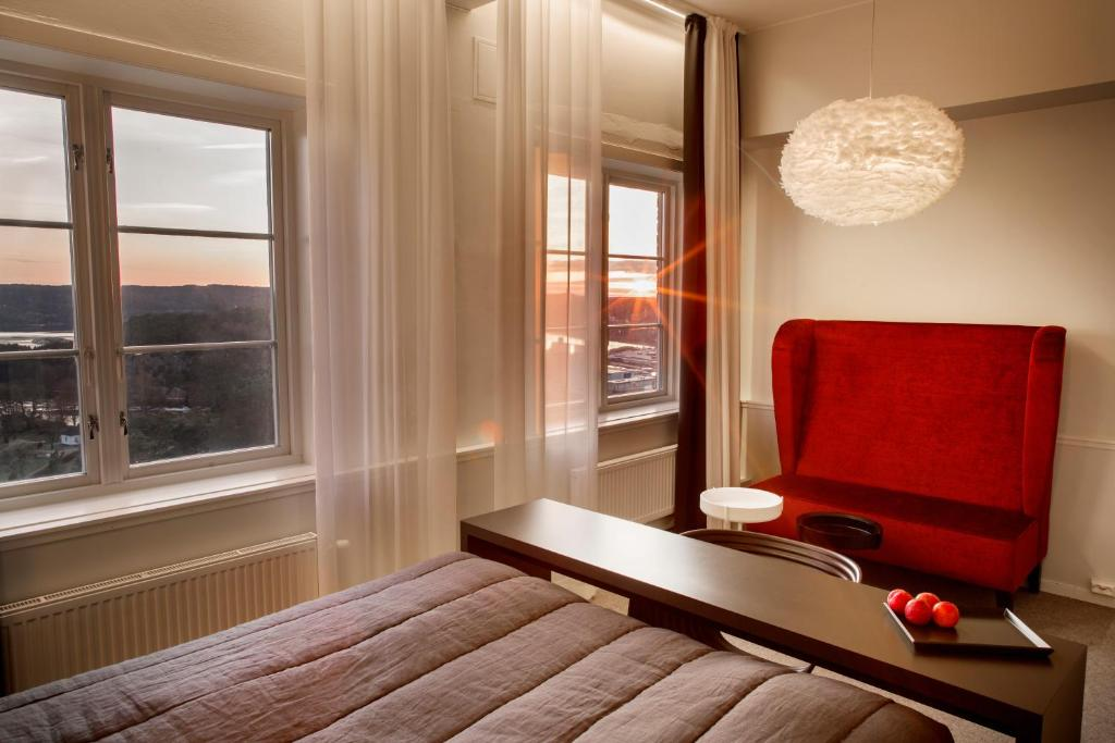9bd17f6c Fredriksten Hotell, Halden, Norway - Booking.com