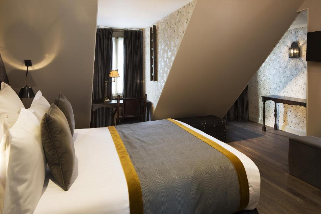 Rooms: Hôtel Da Vinci & Spa, Paris, France