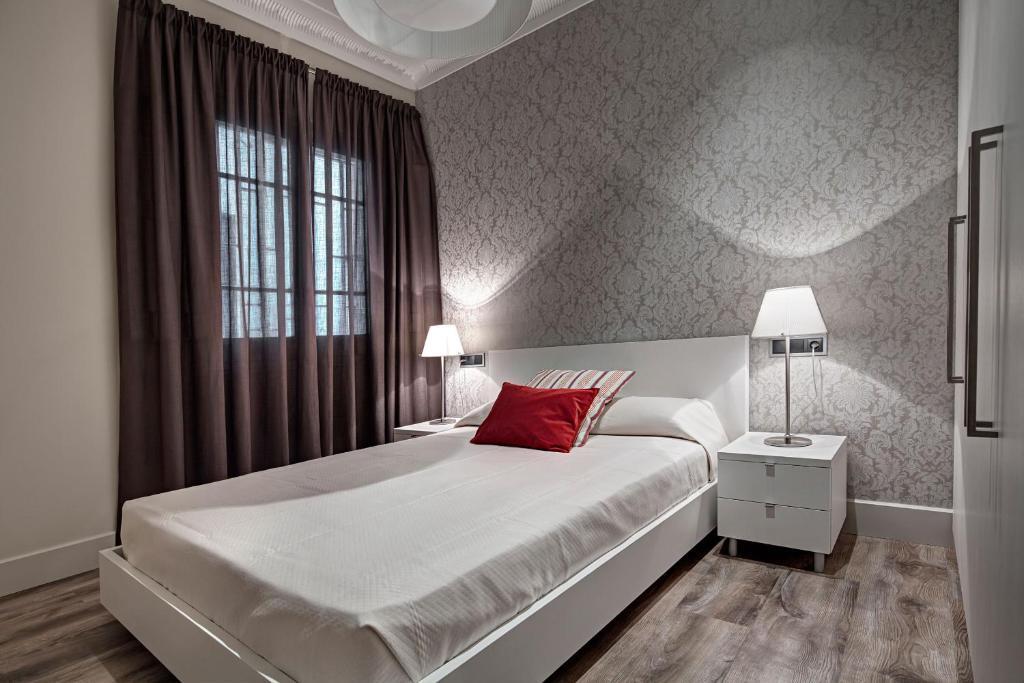 Imagen del Habitat Apartments Paseo de Gracia