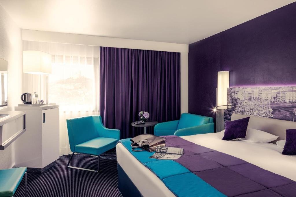 h tel mercure marseille centre vieux port france marseille. Black Bedroom Furniture Sets. Home Design Ideas