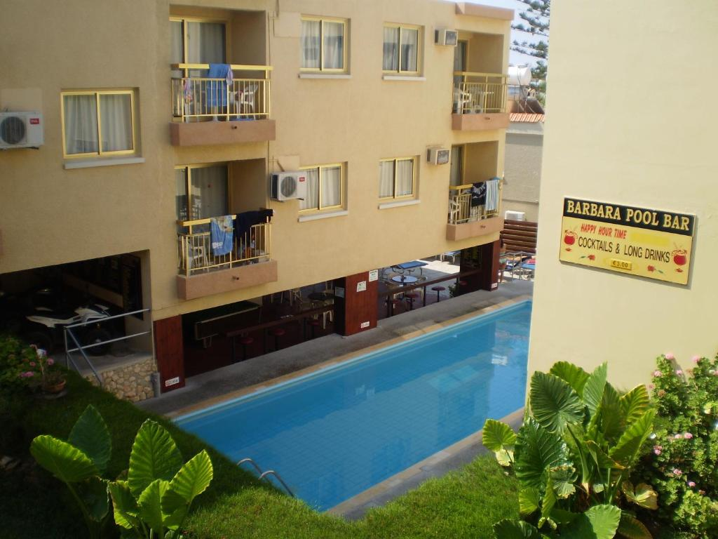 Барбара турист апартамент кипр отзывы