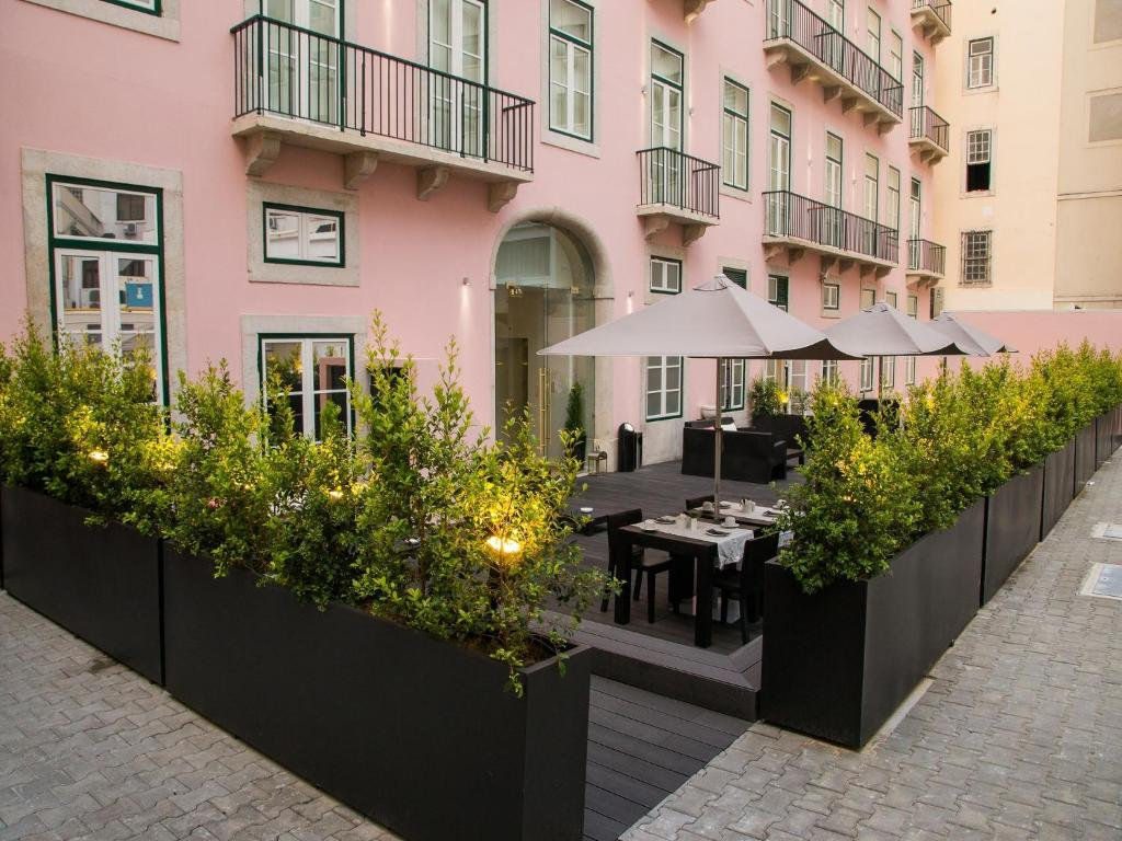 Portugal boutique hotel portugal lisboa for Design boutique hotels algarve