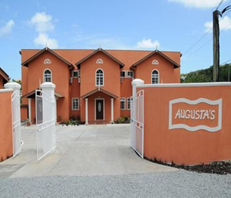 Augusta Apartments, Gros Islet, St. Lucia