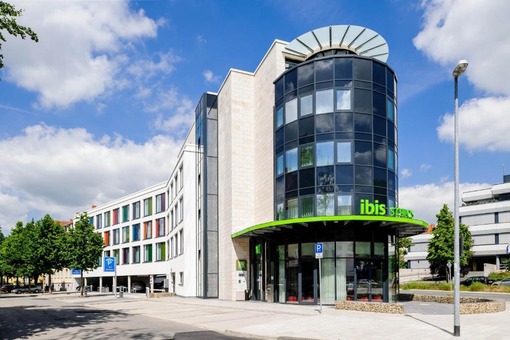 Hotel Ibis Styles Hildesheim Deutschland
