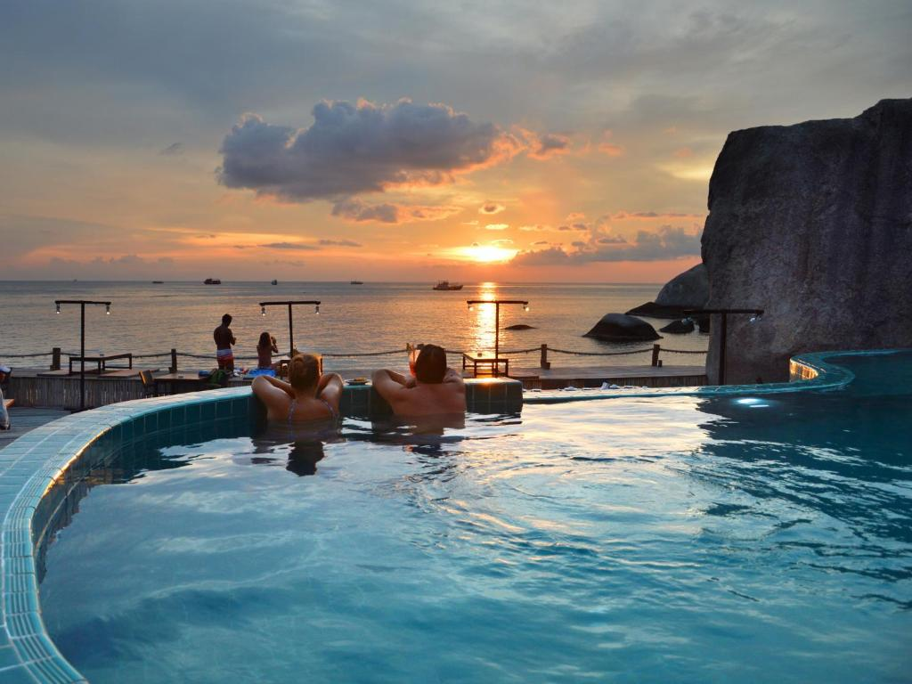 Koh tao hillside resort ko tao thailand - Ko tao dive resort ...