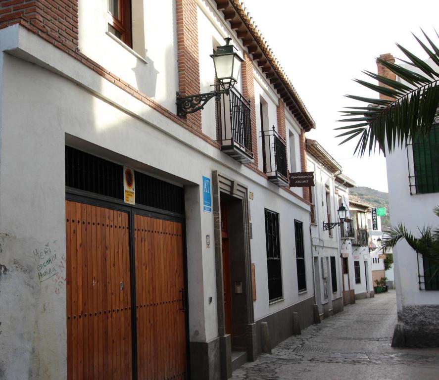 Imagen del Apartamentos Abulaci
