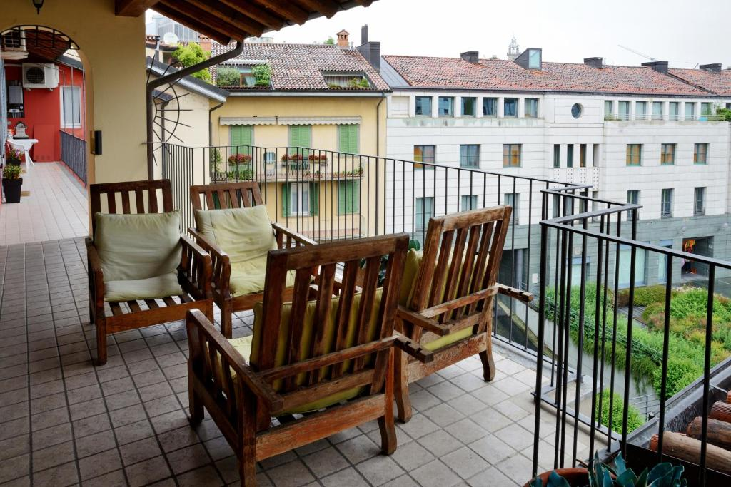 Appartamento Piazza Bergamo
