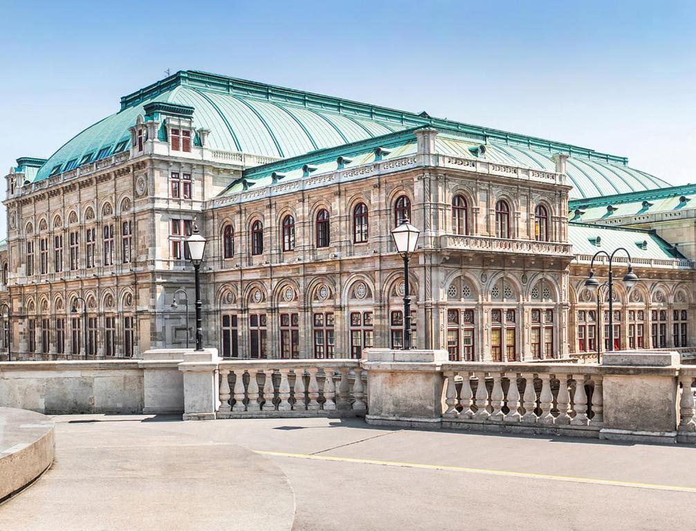 5 hoteles recomendados en Viena