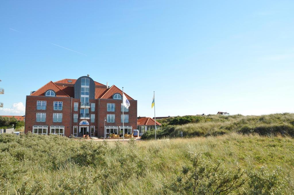 Strandhotel juister hof deutschland juist for Unterkunft juist privat