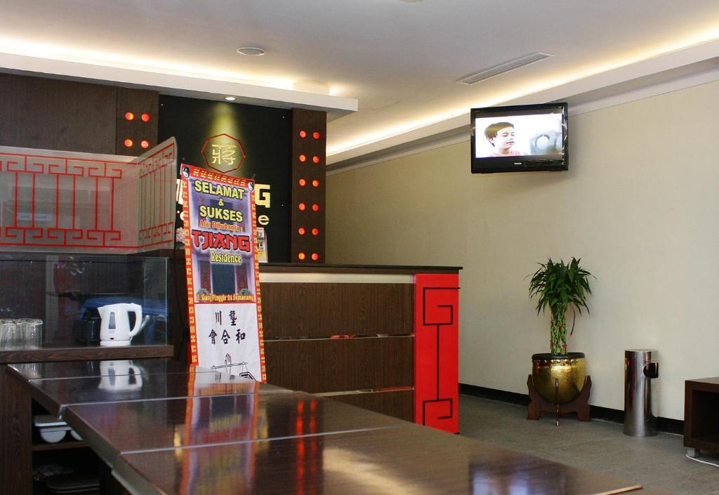 Tjiang Residence