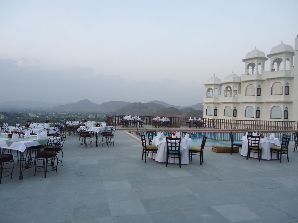 Bhairavgarh Palace, Udaipur