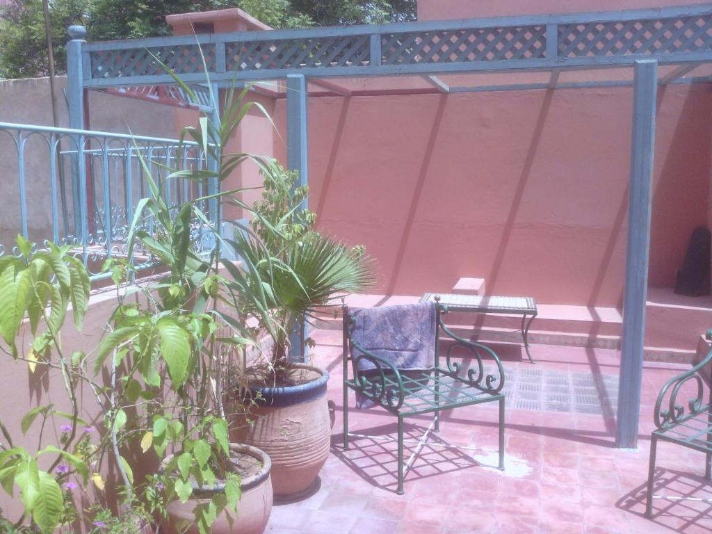 Appartement atypique gu liz marrakech morocco for Appartement atypique